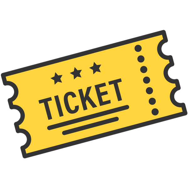 1 Ticket Icon
